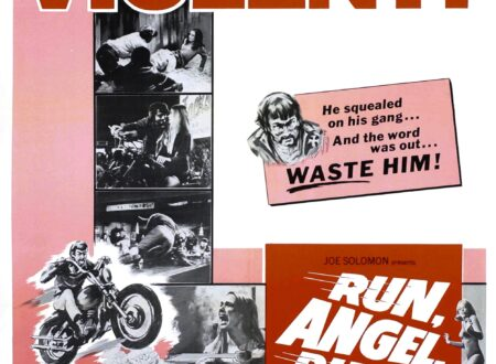 run angel run poster 01 450x330 - Silodrome Sunday Cinema: Run Angel Run