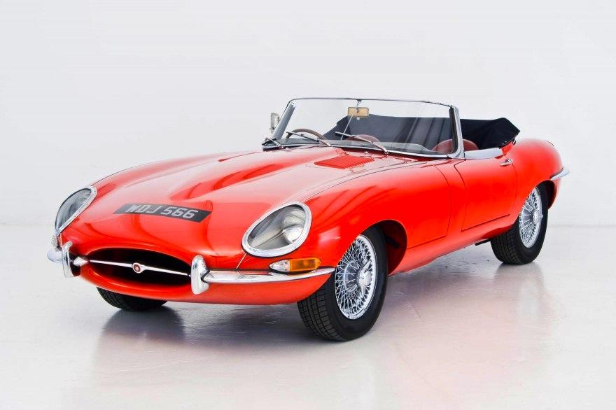 Bon 1964 Jaguar E Type