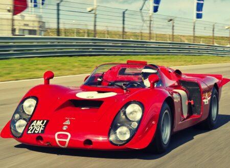 Alfa Romeo Tipo 332 'Daytona' Classic Racing Car 21 450x330 - 1968 Alfa Romeo Tipo 33/2 'Daytona'