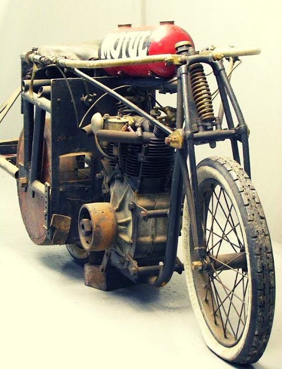 BAC 1928 Pacer Motorbike