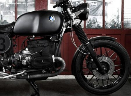 BMW R10071 450x330 - BMW R100/7 'Lucky 13' by Blitz Motorcycles