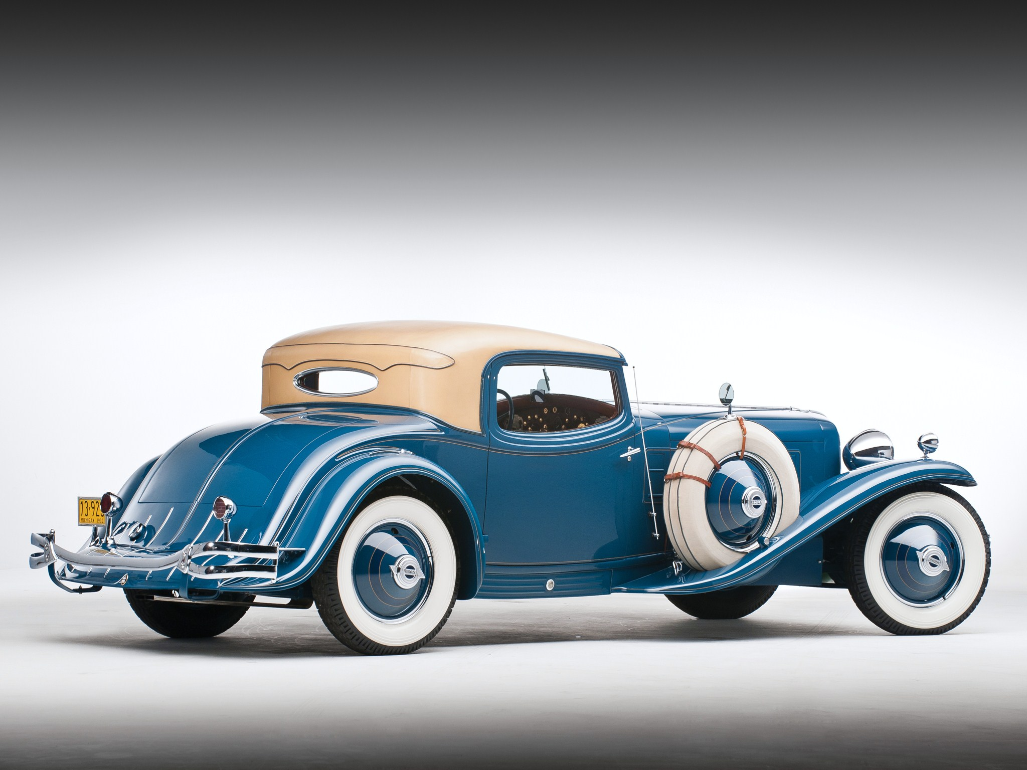 Cord L 29 Hayes Coupé 7 - 1929 Cord L-29 Special Coupe