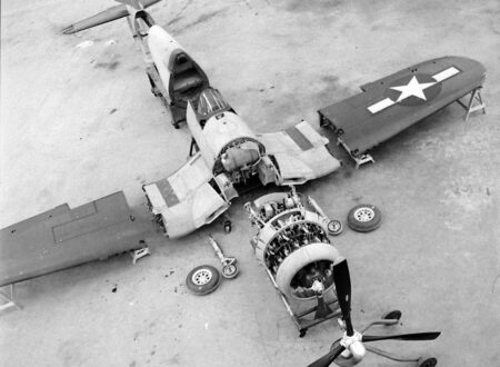 Corsair Fighter 1944 450x330 - Vought F4U Corsair