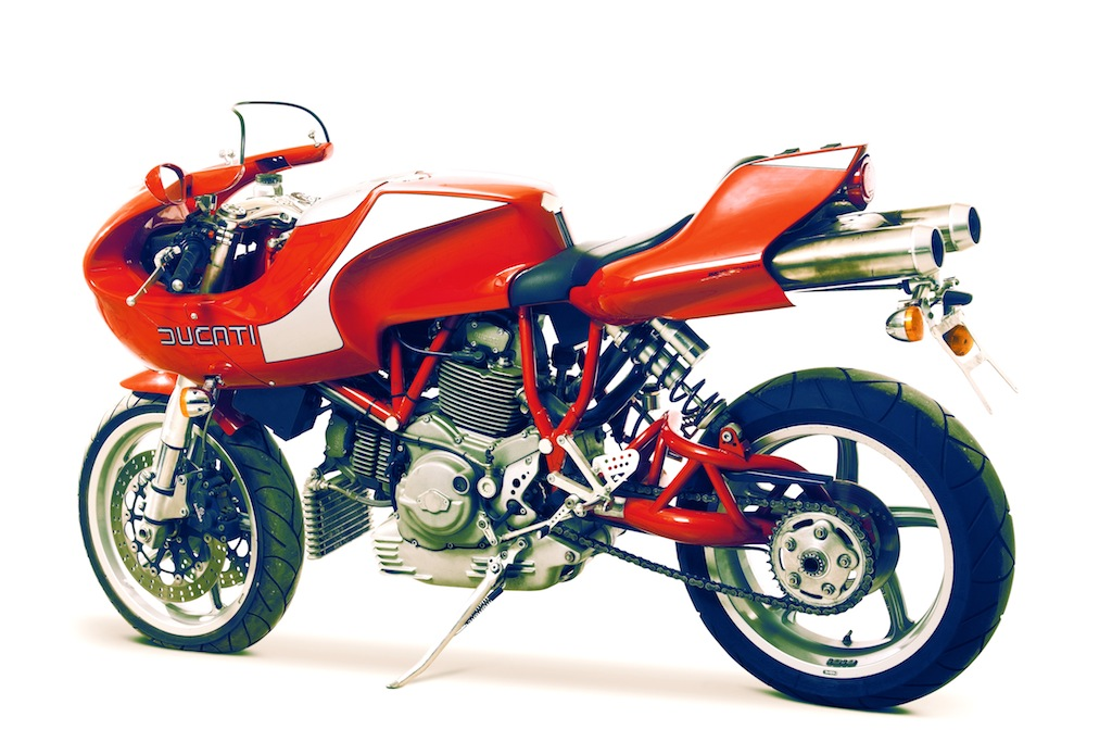 Ducati MHe 900e 12 Ducati MHe 900e