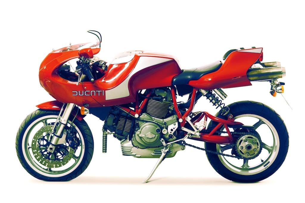 Ducati MHe 900e 14 Ducati MHe 900e