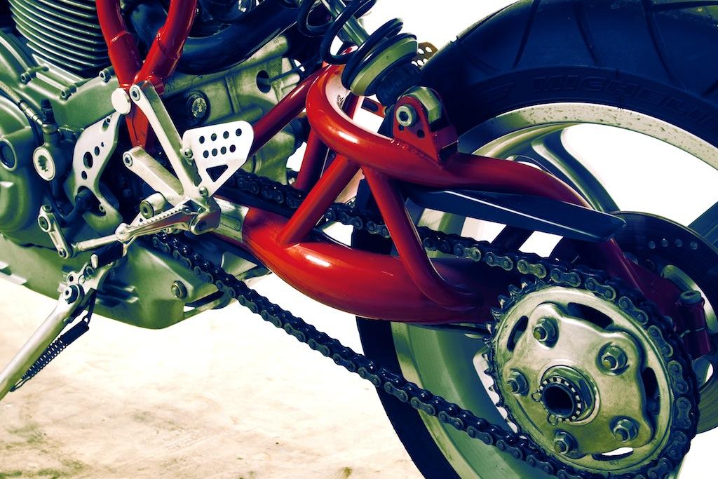 Ducati MHe 900e 8 Ducati MHe 900e