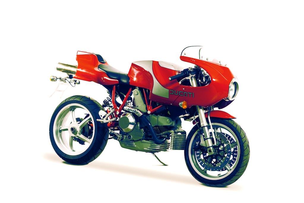 Ducati MHe 900e 9 Ducati MHe 900e
