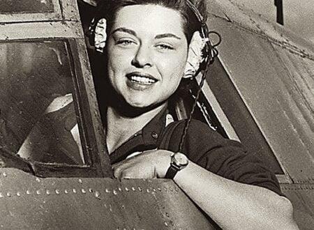Elizabeth L. Gardner WASP Women Airforce Service Pilots 450x330 - WASP