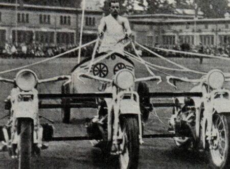 Four Motorcycle Chariot1 450x330 - Four Motorcycle Chariot
