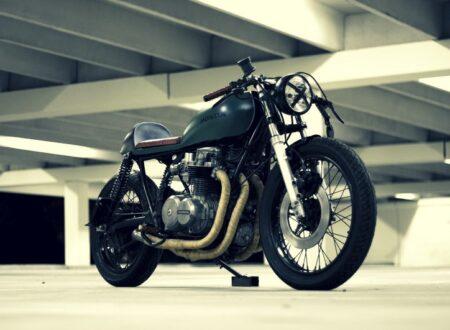 Honda CB650 by Ugly Motorbikes 450x330 - Honda CB650 by Ugly Motorbikes