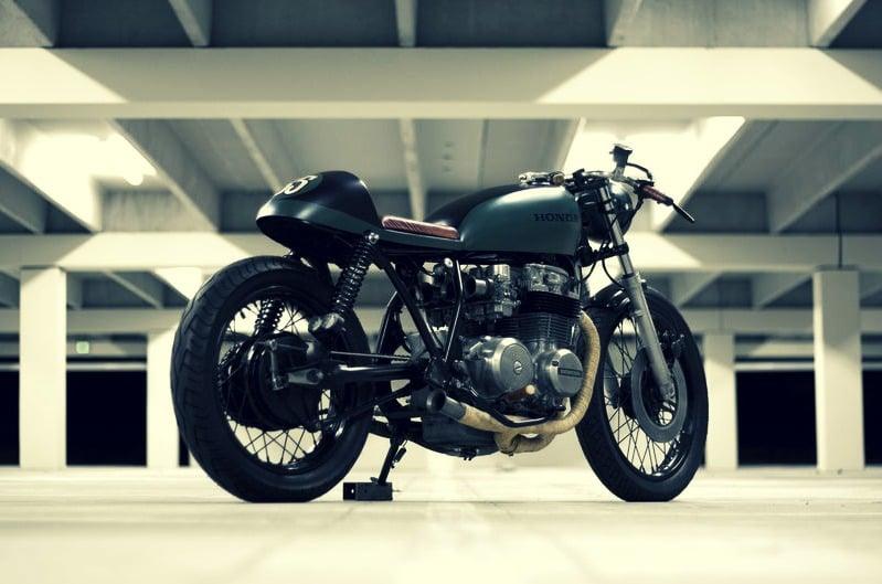 Honda CB650 by Ugly Motorbikes Cafe Racer