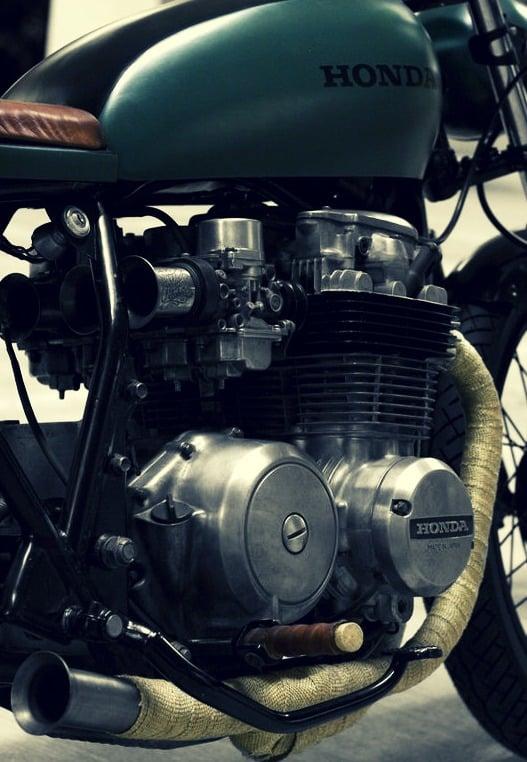 Honda CB650 by Ugly Motorbikes Engine
