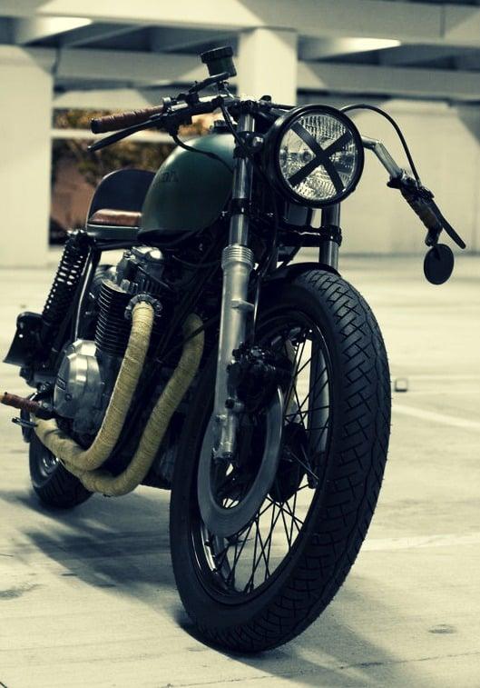 Honda CB650 by Ugly Motorbikes Motorcycle