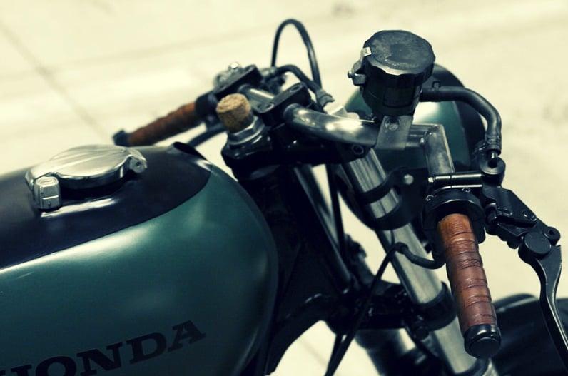 Honda CB650 by Ugly Motorbikes Racer