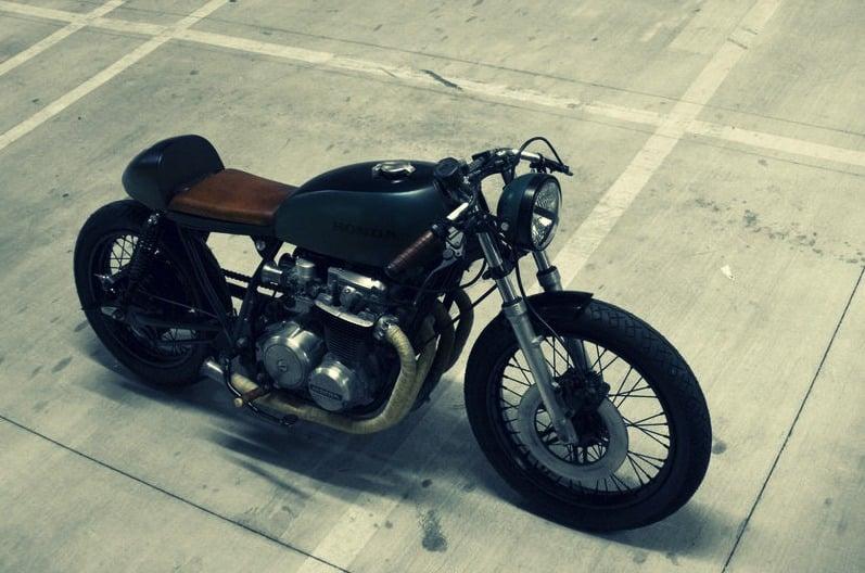 Honda CB650 by Ugly Motorbikes Vintage