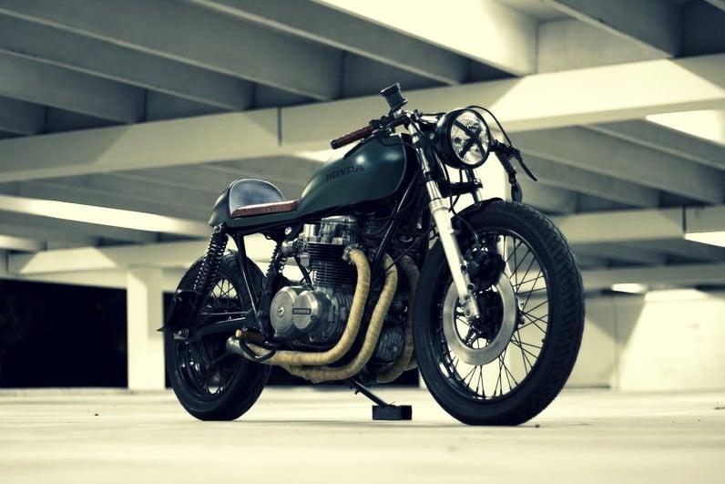 Honda CB650 by Ugly Motorbikes