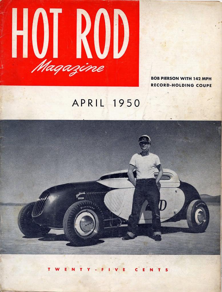 Hot Rod Magazine 1950 Hot Rod Magazine