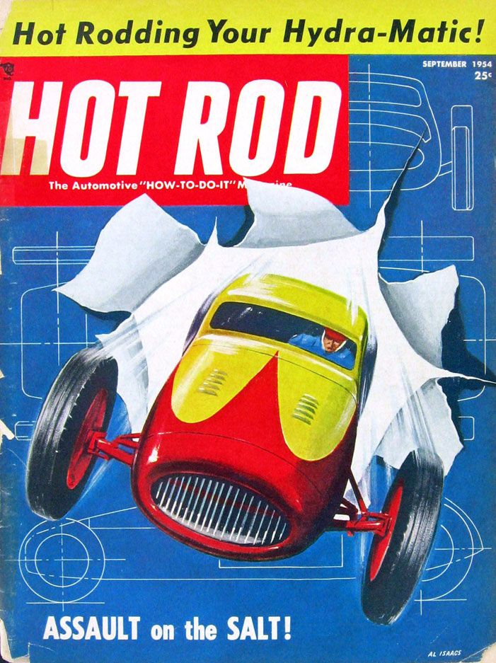 Hot Rod Magazine Hot Rod Magazine