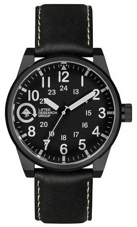 LRG Field Research Watch Black LRG Field & Research Watch