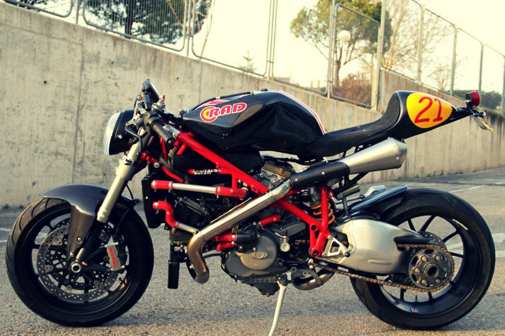 Racer by Radical Ducati 4