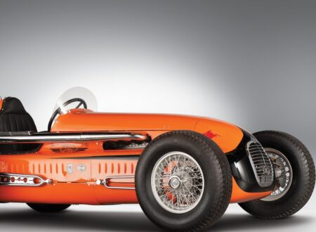 Snowberger Offy Indianapolis 500 Roadster1 450x330 - Snowberger-Offy Indianapolis 500 Roadster