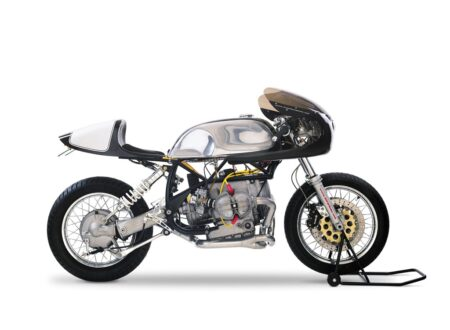 Team Incomplete BMW Boxer 450x330 - BMW Café Racer by Team Incomplete