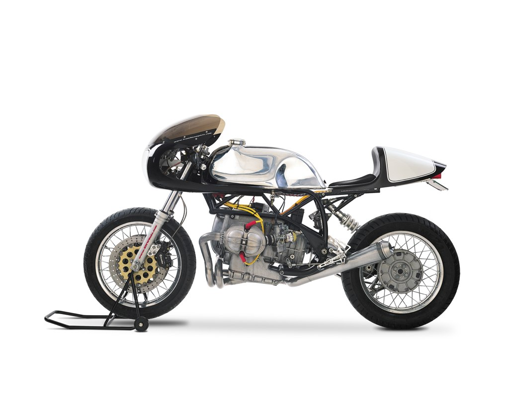 Team Incomplete BMW Boxer Cafe Racer BMW Café Racer by Team Incomplete