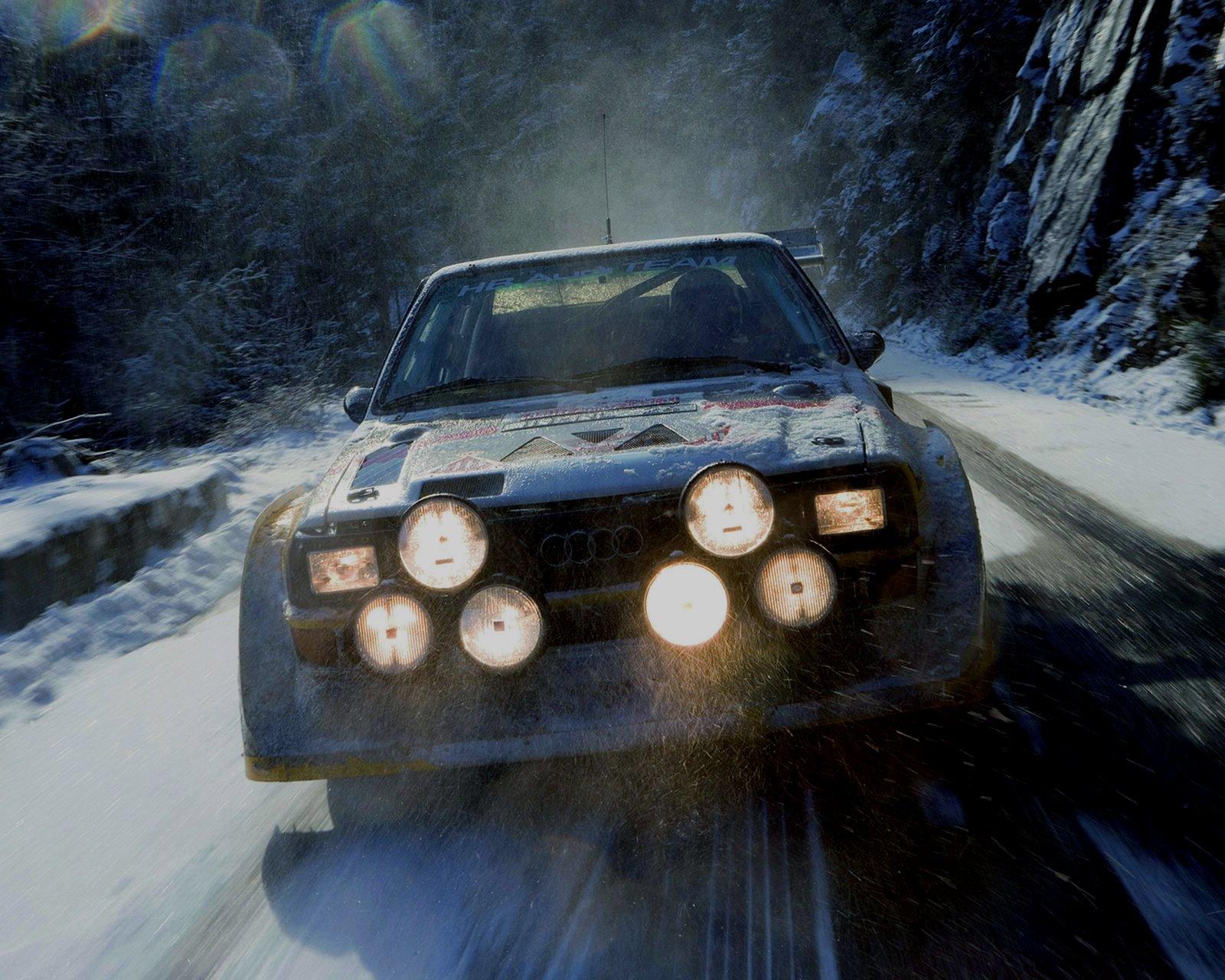 audi rally quattro Audi Sport Quattro S1