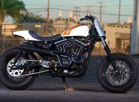 custom Sportster 450x330 - Sportster by Brawny Built