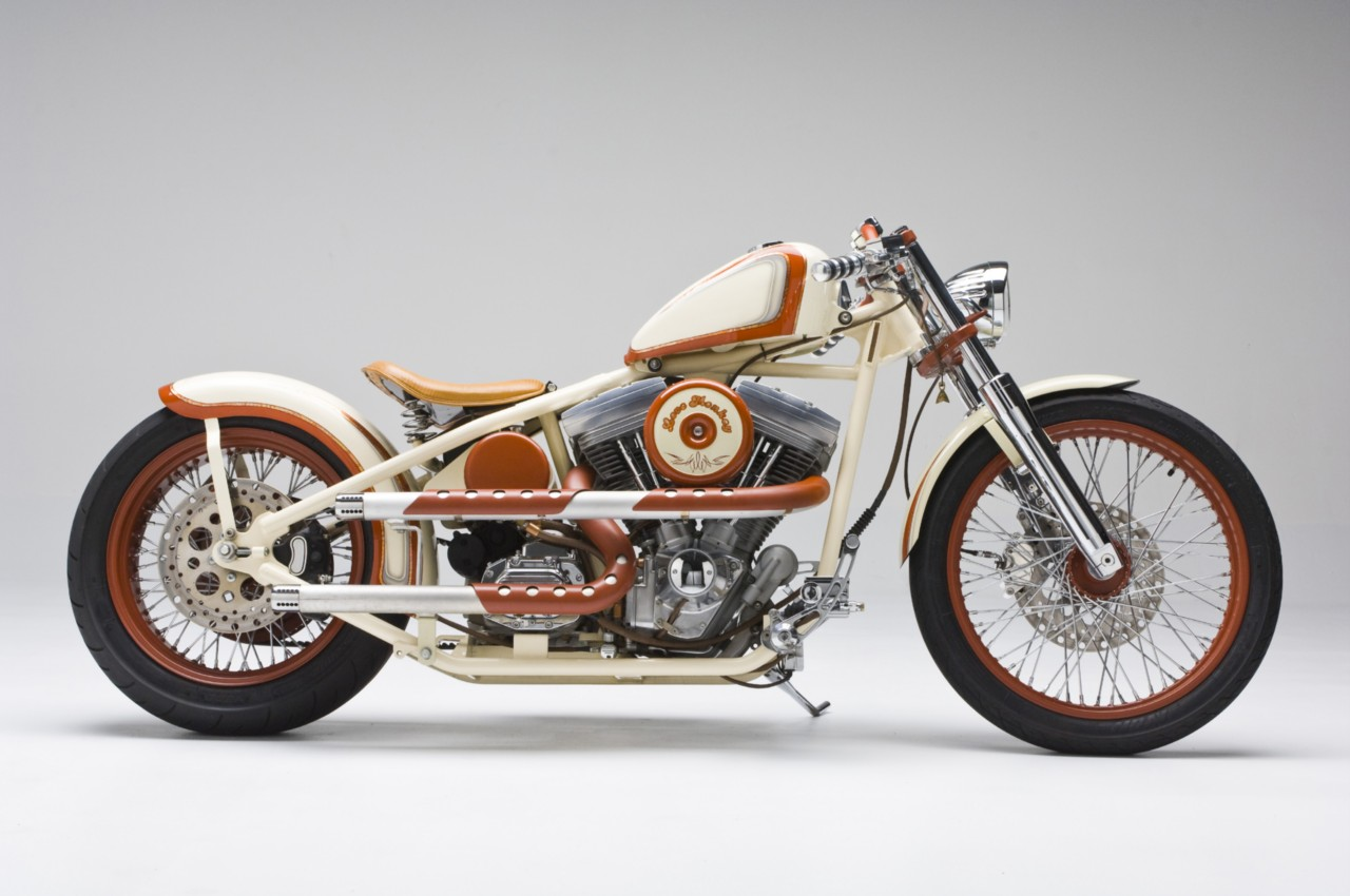 Custom Motorcycle Paint Uk