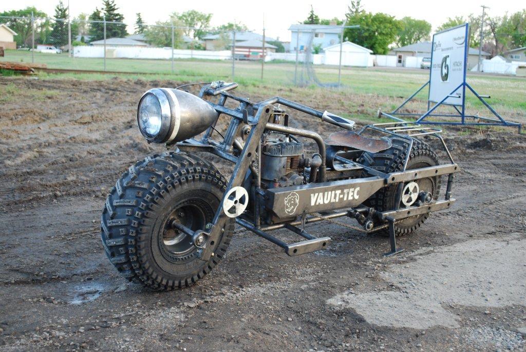 fallout bike Fallout 3 Bike