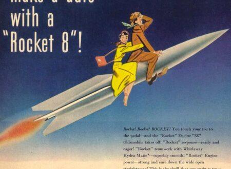 oldsmobile 881 450x330 - Oldsmobile Rocket 88