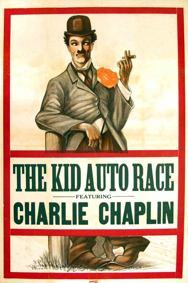 the kid auto race - charlie chaplin