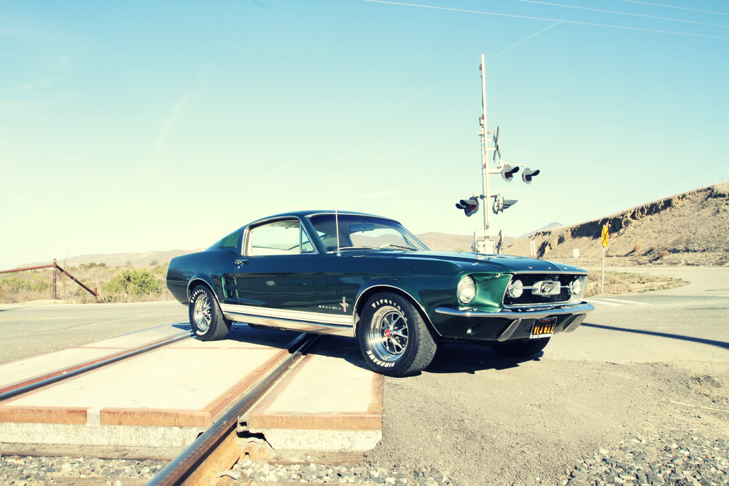 1967 Mustang Fastback 10