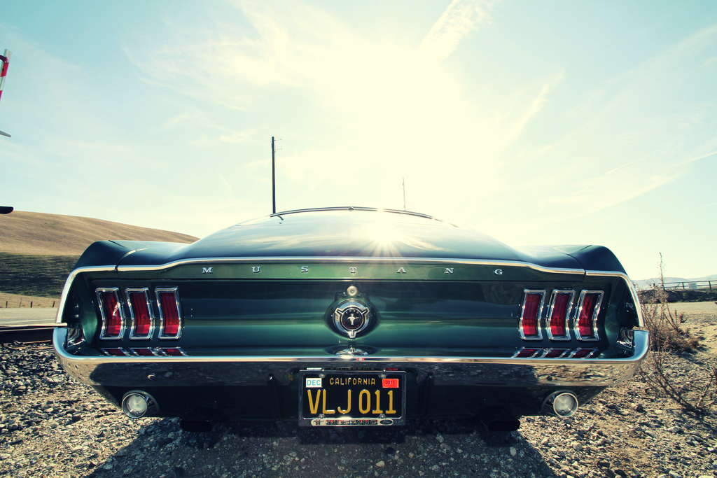 1967 Mustang Fastback 14