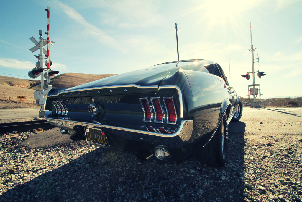 1967 Mustang Fastback 6