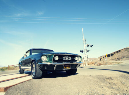 1967 Mustang Fastback 9 450x330 - 1967 Mustang Fastback