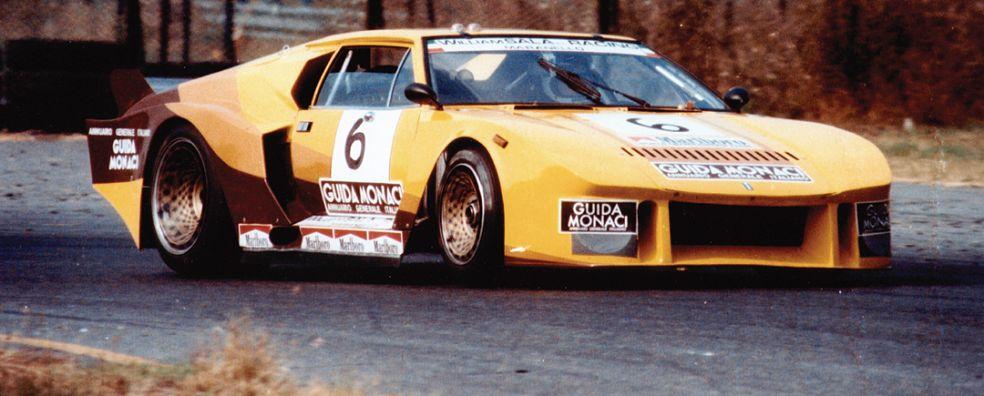 1977 DeTomaso Pantera Racer