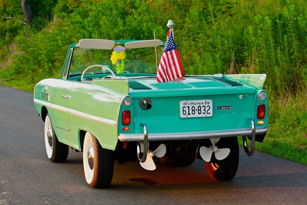Amphicar Convertible 14