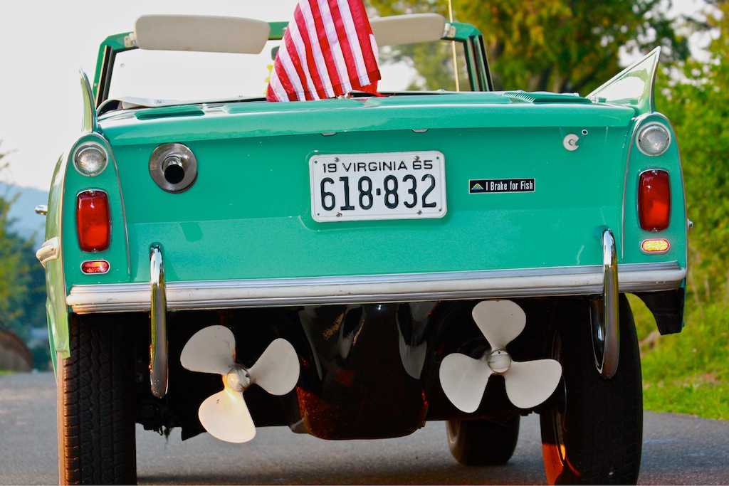 Amphicar Convertible 8