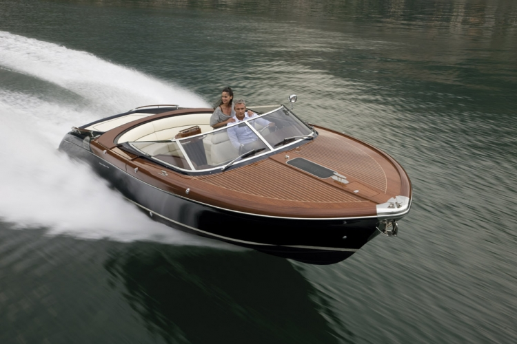 Aquariva 33' Woody