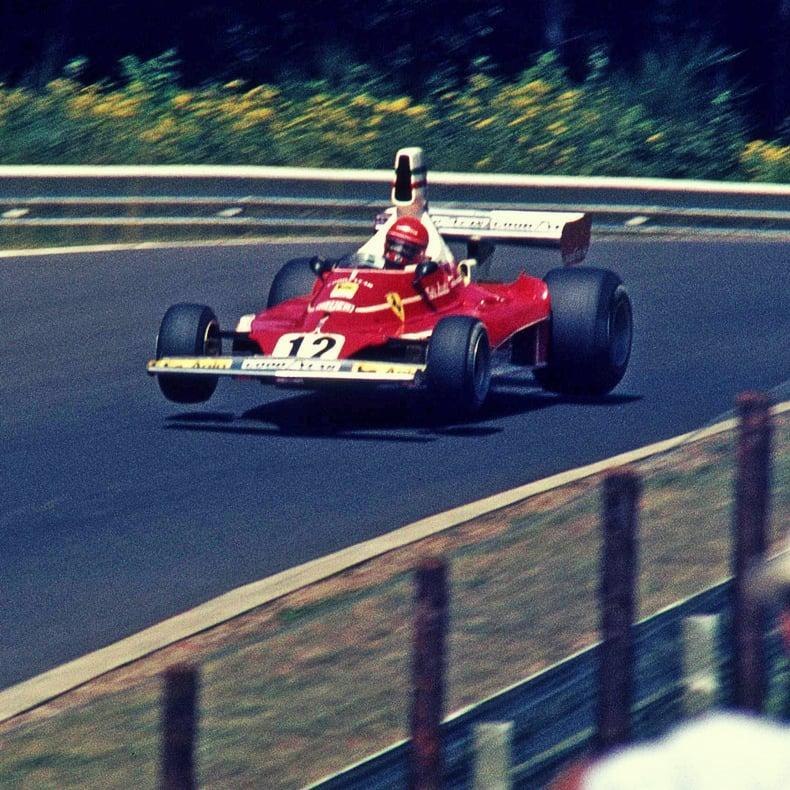 F1 Nürburgring Nordschleife 1975 Nürburgring Formula 1   Full 1975 Race