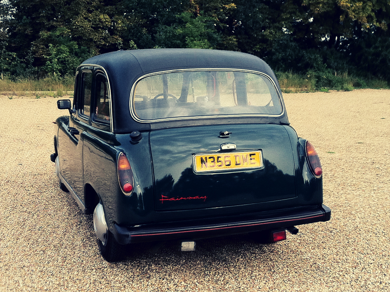 Fairway London Cab For Sale Fairway London Cab