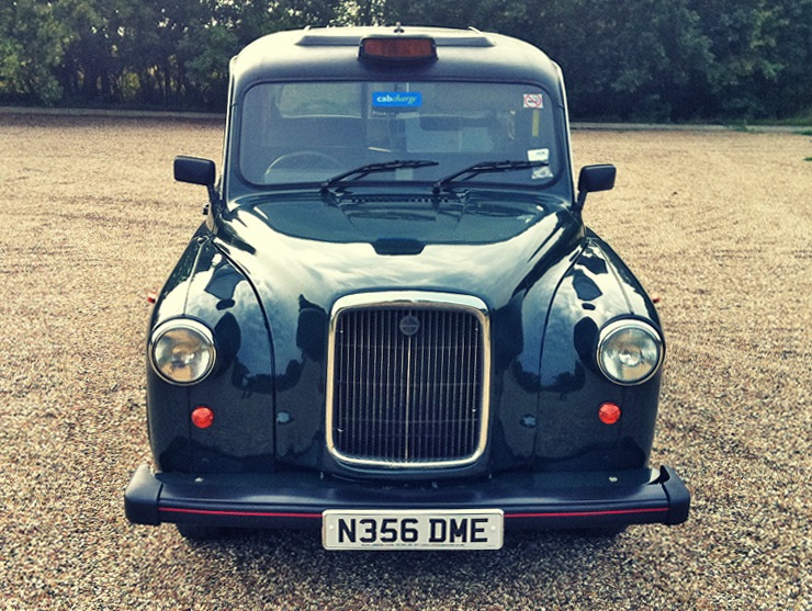 Fairway London Cab