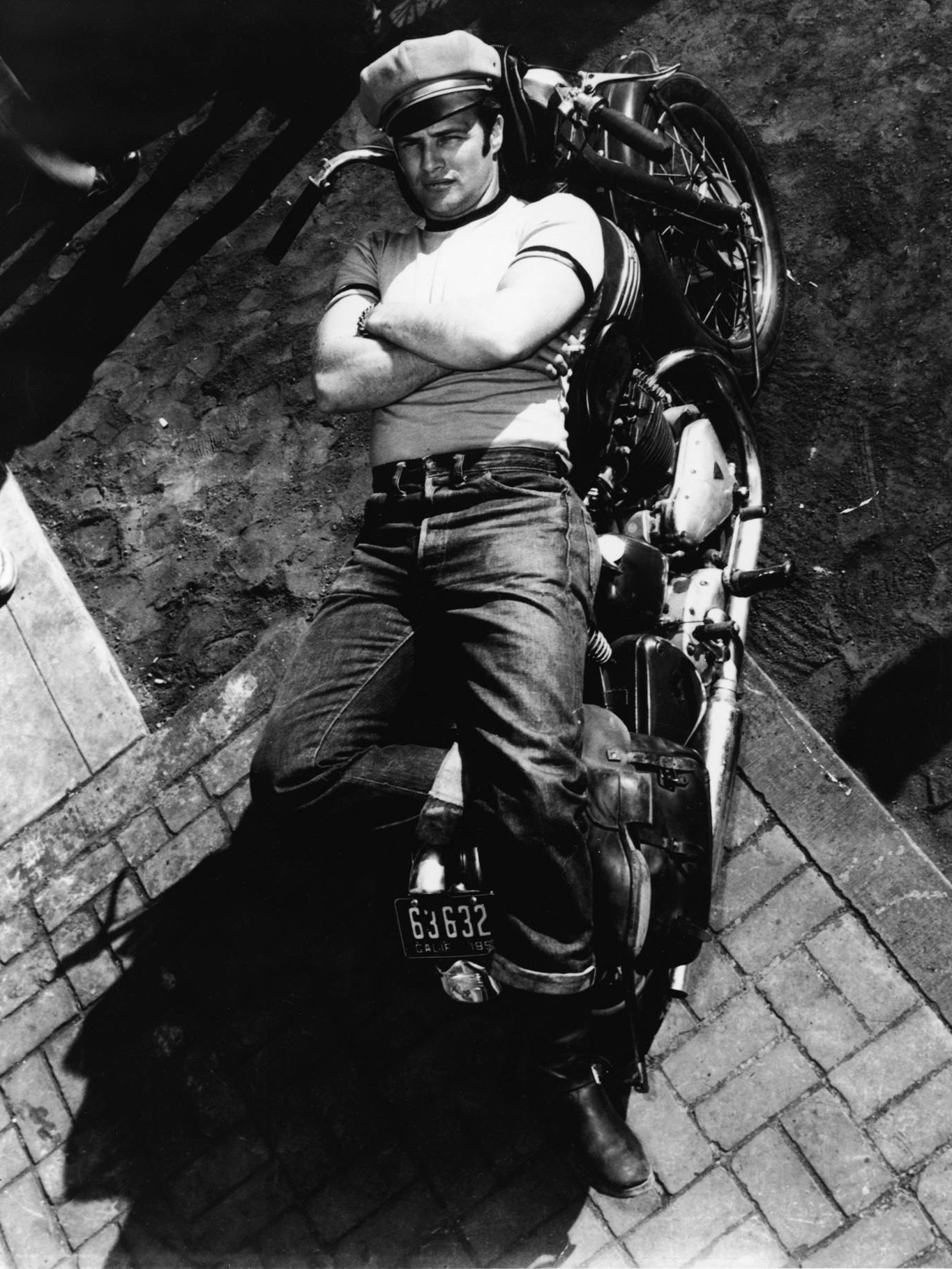 The Wild One - Marlon Brando
