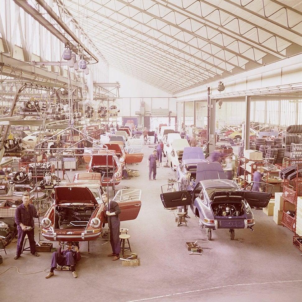 Porsche 911 Factory Porsche 911 Factory