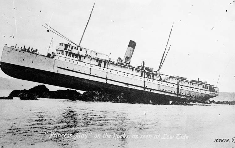 Princess May Ship