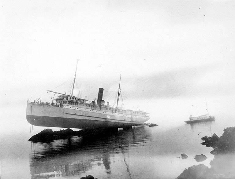 Princess May Shipwreck