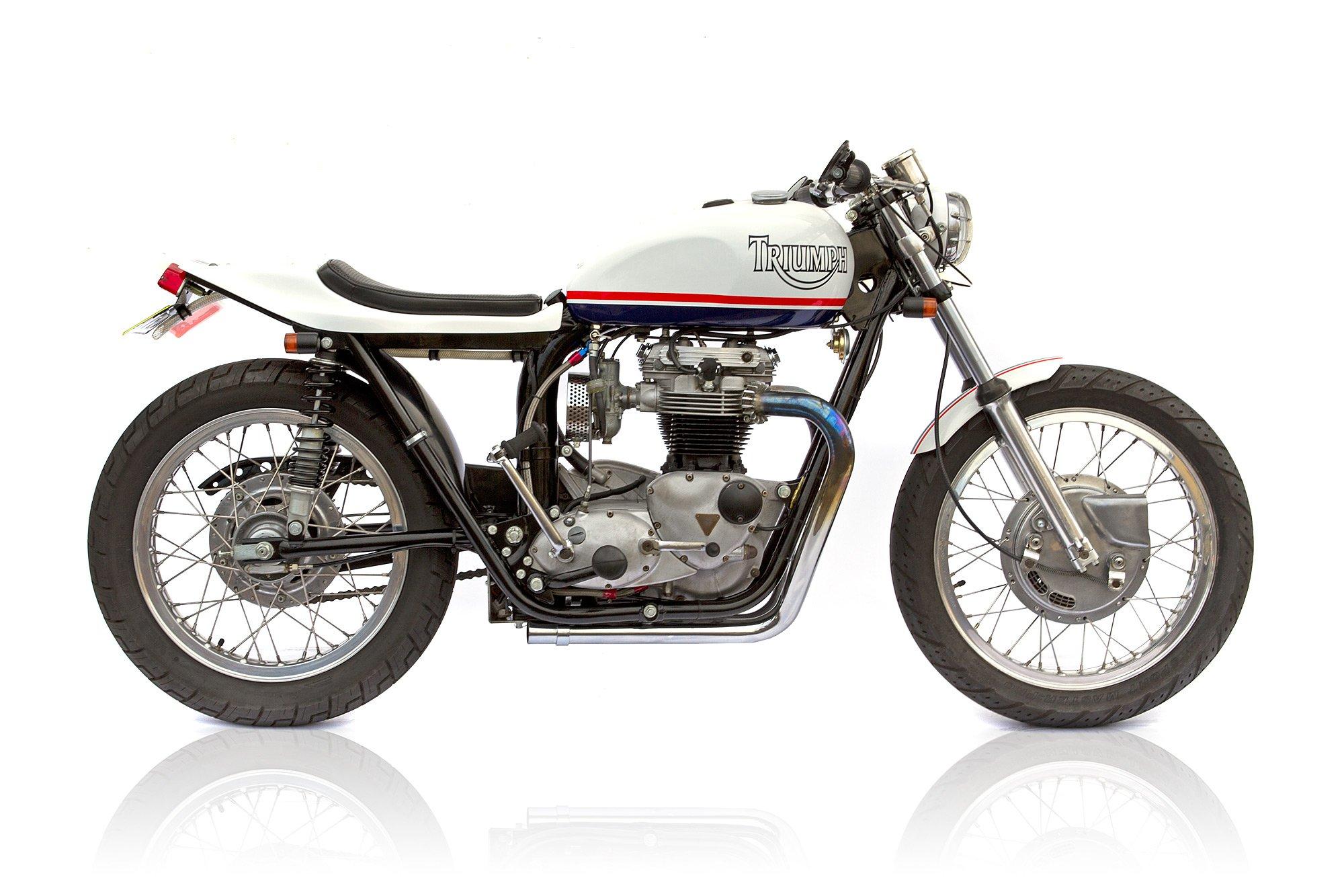 Australian Cafe Racer Motorcycles