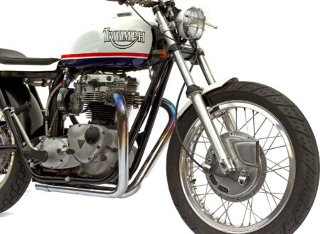 Triumph T120 by Deus Ex Machina 2